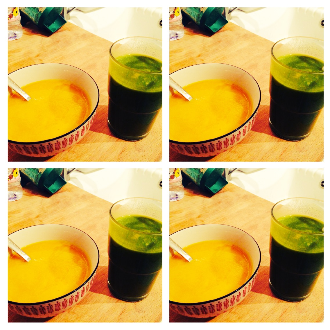 smoothie soupe